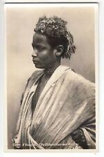 Ägypten Egypt ? LEHNERT & LANDROCK ? o. Umkreis,Junge Bisharin Arab boy ~1930