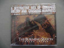 *NEW* THE BURNING SEASON : ONWARD ANTHEM CD (AFREYU UNDEROATH IT DIES TODAY)