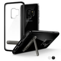 Galaxy S9 / Galaxy S9 Plus Case | Spigen® [Ultra Hybrid S] Slim Kickstand Cover