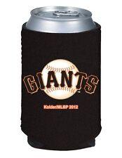 CAN HOLDER - SAN FRANCISCO GIANTS MLB Hugger Kolder-Logo-OFFICIAL LICENSED- NEW