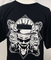 Breaking Bad Mens T Shirt Size XXL Heisenberg Black White Print S/S (F