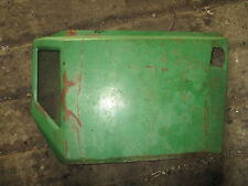 JOHN DEERE 420 L&G TRACTOR RIGHT SIDE ENGINE COVER PANEL AM39220 (Good shape)