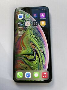 Apple iPhone XS Max - 64GB - Space Gray (Unlocked) A1921 (CDMA + GSM)