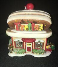 Dept 56 North Pole Series Elfland Fretta's Fruit Cake Company #56786 Rare