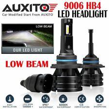 2X Car Truck High Power 9006 HB4 20000LM COB LED Headlight Kit Light Bulbs 6000K