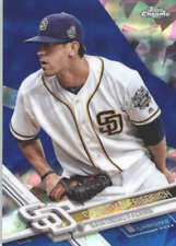 CHRISTIAN FRIEDRICH 2017 TOPPS CHROME SAPPHIRE EDITION #24 ONLY 250 MADE