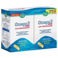 ESI OMEGA 3 AC ALTA CONCENTRAZIONE 120 PERLE DA 1150 mg
