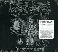 Voivod - Target Earth - Limited Edition (NEW CD)