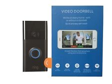 Ring 1st Generation Wi-Fi Enabled Video Doorbell