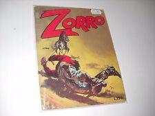 LA FRUSTA DI ZORRO N. 22 SETE D' ORO CERRETTI EDITORE 1970 No Diabolik !!!