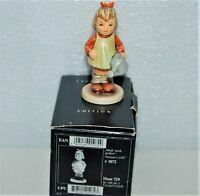 Goebel MJ Hummel Club Exclusive Edition Figurine NATURE'S GIFT HUM#729 w/ Box