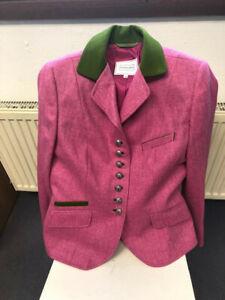 Original Susanne Spatt Trachtenblazer Gr. 36 pink