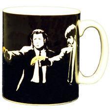 Banksy-PULP FICTION in Ceramica Tazza Da Caffè – rende un regalo ideale