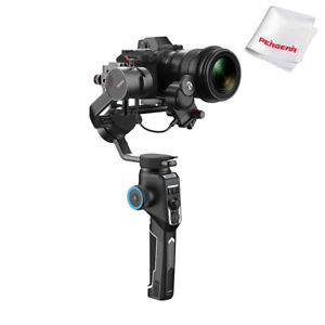 MOZA AirCross 2 3-Axis Gimbal Stabilizer for Mirrorless Easy Setup Auto-Tuning