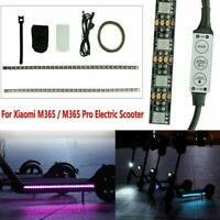 M365 Pro Electric Scooter Light Strip Chassis Night Bar Lamp Road Tyre Turbo