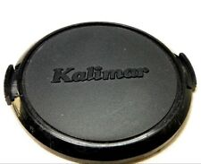 Kalimar 62mm Lens Front Cap Snap on type for made in Japan