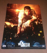 Autographe Mark Wahlberg - Planet of the Apes - signed in person