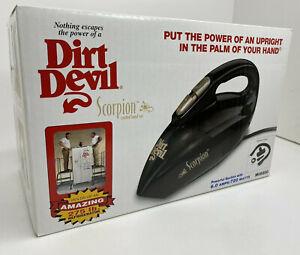 Dirt Devil Scorpion Upright Corded Hand Vacuum M08200