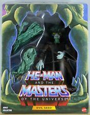 Masters of the Universe Filmation Club Grayskull EVIL SEED NEW!!! FREE S/H!!!