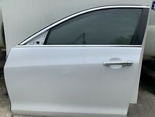 2013-2018 Cadillac ATS Drivers Door Left Front White