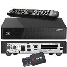 ► Original VU+ Uno 4K 1x DVB-S2 FBC Twin Tuner Linux Receiver UHD 2160p USB WLAN