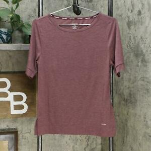 new Calvin Klein Underwear Womens T-Shirt Lounge Pajama Shirt. 1396938-Top-NEW