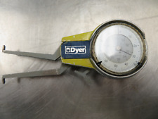 Dyer 23 40mm01mm Intertest Id Groove Gage Nw23
