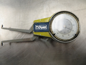 Dyer  23-40mm/.01mm Intertest ID Groove Gage - NW23
