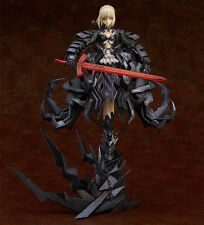 New Anime GSC Fate/Stay Night Black Saber Alter huke PVC Complete Figure