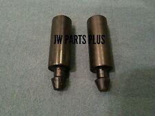Honda Ascot FT500 FT 500 side cover repair tabs DIY repair your OEM cover 2 pcs