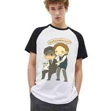 Criminal Minds Dr Spencer Reid Tshirt New Men's T-Shirt