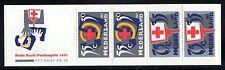 Netherlands - 1987 Red Cross Mi. MH 35 MNH