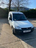 Vauxhall combo van 2003 long mot 1.7tdi engine long mot please read ad