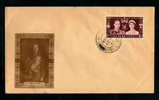 GB - 1937 KGVI Coronation Illustrated First Day Cover