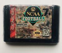 NCAA Football (1994 SEGA Genesis Video Game)