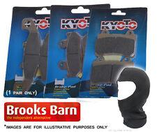 KYMCO GrandDink/Miler 125/150 S40000- 2001-07 Kyoto Rear Brake Pads + Balaclava