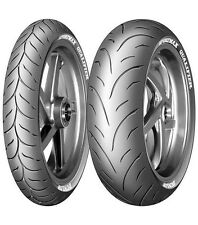 Motorcycle Sports Tyres Dunlop D209 Qualifier 120/70/ZR17 & 180/55/ZR17 NEW Pair