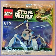 Lego StarWars 30243 - Umbaran MHC Artillerie - Neuheit 2013 - Polybag Neu