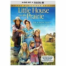 Little House on the Prairie Season 1 (Deluxe Remastered DVD NEW FREE SHIPPING