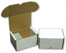 330 Count Cardboard Card Storage Box - Holds 240 Standard or 400 Gaming Cards
