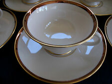 FRANCISCAN CHINA-GLADDING & McBEAN -SUNSET (c.1957-66)- CUP & SAUCER(s)- MINT!!