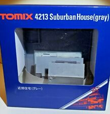 1/150 TOMIX 4213 SUBURBAN HOUSE, NEWEST RELEASE , SUPER DETAILED!