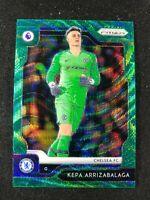 2019-20 Panini Prizm Premier League Soccer Kepa Arrizabalaga Chelsea Green #16