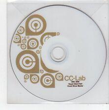 (FE841) Royal Albert Hall, Event Show Master - 2009 DJ DVD