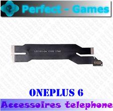 OnePlus 6 Nappe câble connecteur carte mère lcd motherboard flex cable