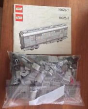 LEGO 10025 SANTA FE CARS-SET 1 100% Complete Guaranteed - no stickers