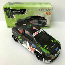 TOMY TOMICA 1/64 FORD FOCUS RS500 GYMKHANA 3 MONSTER FORD PERFORMA * RARE *