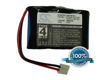 3.6 v Batería Para Panasonic tc950, ft4350, Sanyo 23618, sppqaq600, Saft stb122, 5