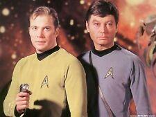 Star Trek TOS, Men's Uniform Shirt Pattern Cosplay