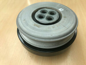 Mercedes Sprinter Genuine Crankshaft pulley, damper pulley A6510351812 BRISTOL